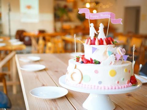 大切な日はKOKONのケーキで